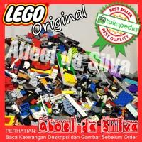 Lego curah, random, Bekas dan bersih. original