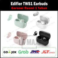 Edifier TWS1 True Wireless Bluetooth Earbuds Earphone Garansi Resmi