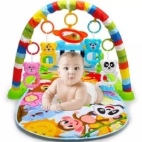 Baby Gym / Play Gym Piano / Play Mat / Mainan Bayi Injak Piano Musical