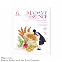 MADAME GIE Essence Blanket Mask BPOM ORIGINAL / Masker Wajah Sheet Mas