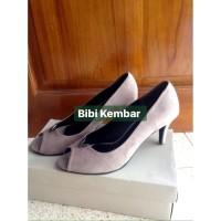 Sepatu Wanita High Heels VNC Original Preloved Murah Ukuran 39