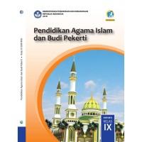 BEST SELLER AGAMA ISLAM 9 DIKNAS UNTUK SMP KUR 2013 EDISI REVISI 2017