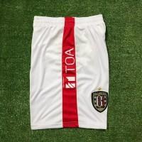Celana Bola Bali United Home 2020 Liga 1 Shope Putih Terbaru Lokal