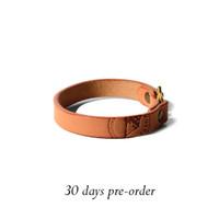 VOYEJ (PRE-ORDER) Bracelet IX Natural - Gelang Kulit Sapi Asi Unisex