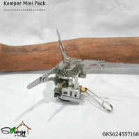 Kompor Camping Mini Pack Ultralight not Fire Maple. Primus. Alocs. BRS