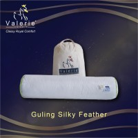 Bolster / Guling Silky Feather