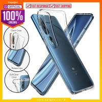 Case Xiaomi Mi 10 / Mi 10 Pro Spigen Liquid Crystal Clear Slim Casing
