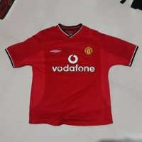 Jersey Manchester United signed by Gary Neville