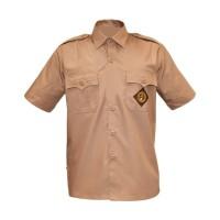 Baju Seragam Pramuka Laki LenganPendek