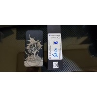 HEXOHM Mod hexohm V 3.0 Oat Drips Series Black Powdercoat