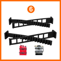Rubber Clamp Mounting Kit (6)
