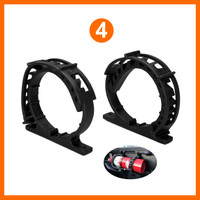 Rubber Clamp Mounting Kit (4)