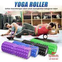 Yoga Roler Foam Roller Gym Fitness FLEXFIT Yoga Olahraga Pilates 022-2