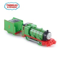 Thomas and Friends TrackMaster Motorized Engine (Henry) -Mainan Kereta