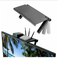 Screen Top Shelf Stand TV Rack / Tempat Perlengkapan Tv