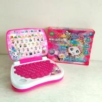 Mainan Laptop Mini / Mainan Edukasi Anak