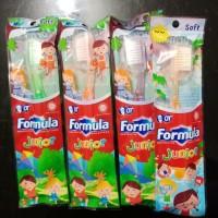 Sikat gigi Anak FORMULA