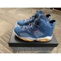 Nike Air Jordan 6 Levis
