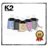 [GROSIR] OTG USB TO MICRO USB K2 PREMIUM QUALITY Garansi resmi 18 Bln