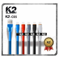 [GROSIR] Kabel Data CANDY K2-C05 K2 PREMIUM QUALITY Fast Charging 2A
