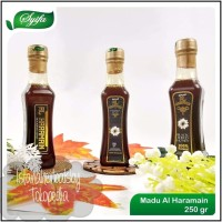 Madu Arab Habbatussauda AL HARAMAIN 250gr | Blackseed Honey Alharamain
