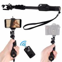 tongsis handphone camera bluetooth yunteng yt 1288