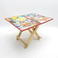 Meja lipat belajar murah anak perempuan 40cmx32cm
