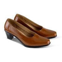 Sepatu Formal, Sepatu Kerja, Sepatu Pantofel wanita Kulit Ori JMS 242