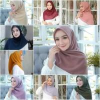 Hijab Bella Square Premium|| Jilbab segi empat || Kerudung Daily