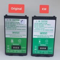 Battery Baterai Original HT PB43H kenwood TH K2AT TH255A