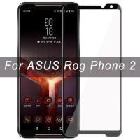 Asus ROG Phone 2 Tempered Glass full Screen Anti Gores Kaca Full