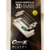 Optimuz Tempered Glass iPhone 7/8 3D White