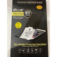 Optimuz Tempered Glass Premium iPhone 7/8 Nano 3D Black