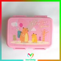 Lunch box - kotak makan anak stainless yooyee