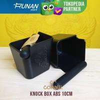 Knock Box ABS Kotak Conalli 10cm Plastic Standing Knockbox Meja
