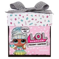 LOL. Surprise Present Surprise Doll with 8 Surprises Assorted Ori MGAE