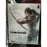 action figure Rise Of The Tomb Raider Lara Croft Play Arts