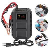 Charger Aki Mobil Smart Battery Charger 12V20A Sikeo Acid Dry Colloid