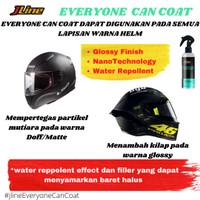 JLINE Everyone Can Coat - Coating Helm menambah kilap