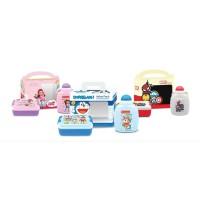 Tempat Makan Karakter Anak Value Pack S723SW701 Plastik Technoplast