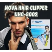 Alat Cukur Rambut Nova NHC-8002 Cukuran Hair Clipper Nova NHC8002