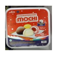 Aice Es Krim Mochi Mixed 10 pcs 300gr