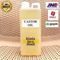 Castor Oil Pure / Minyak Jarak Murni / Penumbuh Rambut 1 Liter