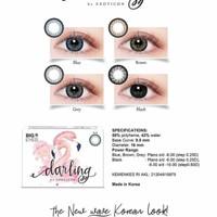 soflens Darling X2 Exoticon big eyes