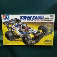 Tamiya Mini 4wd Super Sabre Open Top