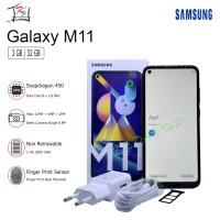 SAMSUNG GALAXY M11 3/32GB RAM 3GB ROM 32GB GARANSI RESMI