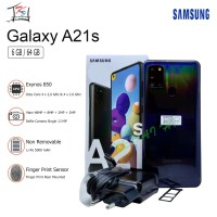 SAMSUNG GALAXY A21s 6/64GB RAM 6GB ROM 64GB GARANSI RESMI