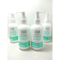 Herborist Clear Hand Wash Aloe Pump 250ml