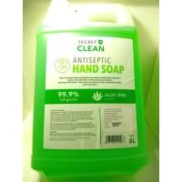 Herborist Clean Hand Soap Aloe 5 Liter