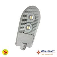 Lampu Jalan LED PJU 100W Putih Street Lamp 100 Watt Cool Daylight LC3